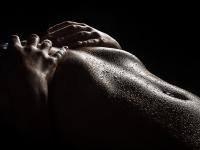 bodyscape - krople wody