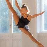 taneczne skoki