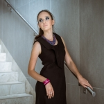 fashion na klatce schodowej