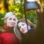 gosia i ewa - selfie