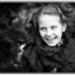 zdjęcie - uśmiech dziecka