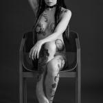 zdjęcie na krześle