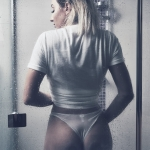 Sesja pod prysznicem