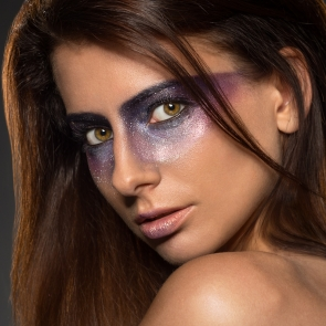 Natalia - make-up beauty