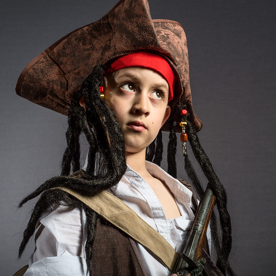 Kapitan Jack Sparrow 10