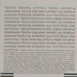 pentax FA 35/2 f2.8 lewy róg