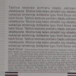 sigma ART 35/1.4 f1.4 lewy róg