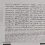 sigma ART 35/1.4 f4 lewy róg