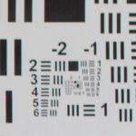 Sigma ART 35/1.4 f2.8 prawy róg