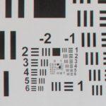 Sigma ART 35/1.4 f5.6 prawy róg