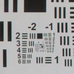 Sigma ART 35/1.4 f8 prawy róg