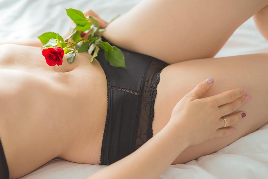 buduar - róża i kwiaty