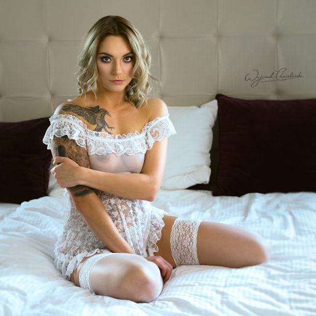 Paula - sesja sensualna